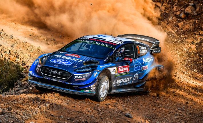 Saisonrückblick: M-Sport Ford feierte 2019 mit dem Ford Fiesta WRC und Ford Fiesta R5 Erfolge in der Rallye-WM