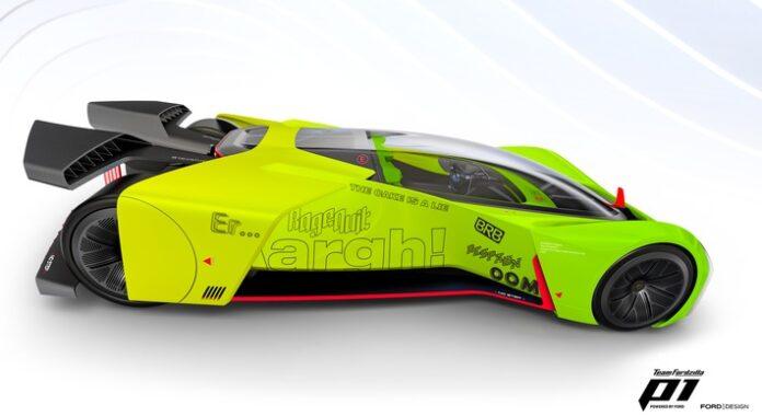 image 1 103 696x380 - Ford verwandelt P1-Rennwagen in Gaming-Simulator und ruft Community zur Mitwirkung am Supervan-Projekt auf
