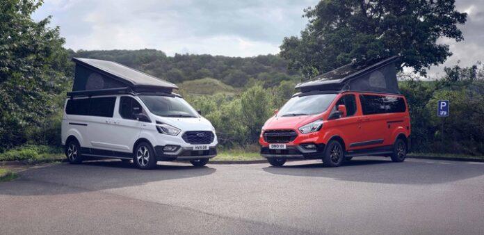 image 1 108 696x338 - Ford erweitert Nugget Camper-Baureihe um zwei neue Varianten: Active und Trail