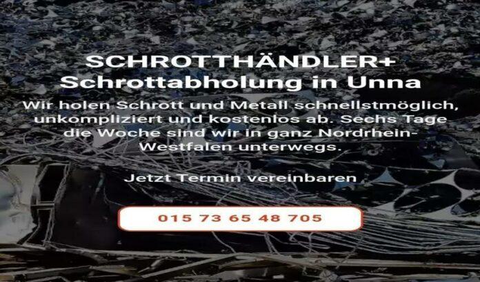 image 1 124 696x409 - Schrottabholung Unna - Wir holen Schrott und Metall schnellstmöglich kostenlos ab
