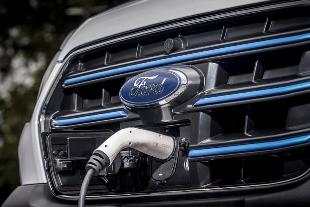 image 1 85 - Ford E-Transit kurz vor Markteinführung - bereits jetzt testen Flotten das voll-elektrische Nutzfahrzeug auf der Straße