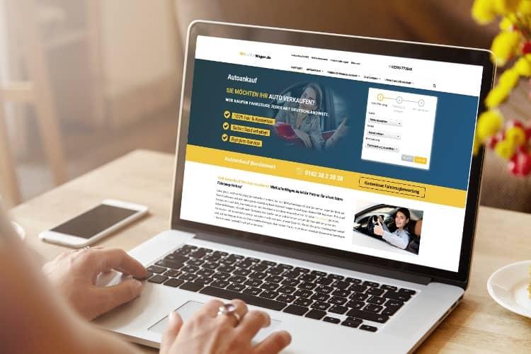 Autoankauf Potsdam – Auto verkaufen in Potsdam mit Motorschaden oder Unfallschaden kostenlose Autobewertung