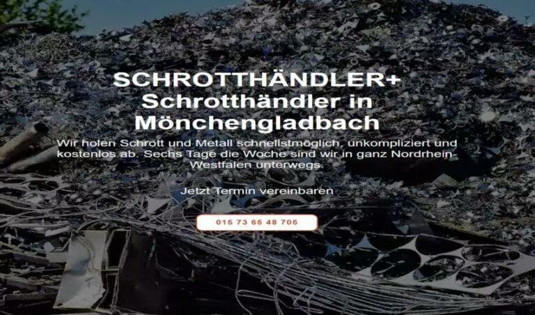 Schrotthändler Mönchengladbach Ein Anruf reicht aus um Schrott aller Art zu entsorgen