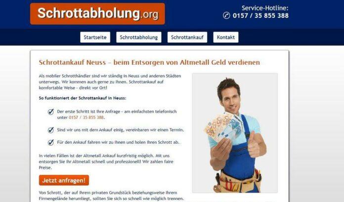image 1 119 696x409 - Schrottankauf Neuss- Schrotthändler in Neuss Entsorgung von Schrott mit gutem Service.