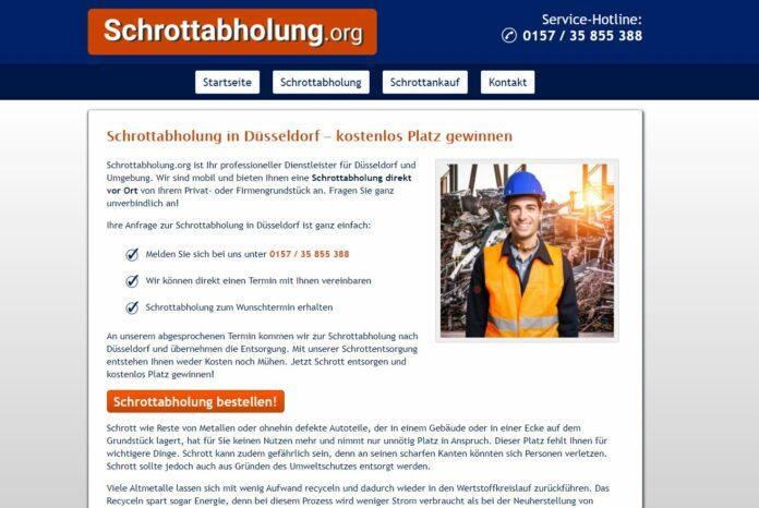 image 1 120 696x466 - Mit Schrottabholung in Düsseldorf Haushalts- und Elektroschrott richtig entsorgen