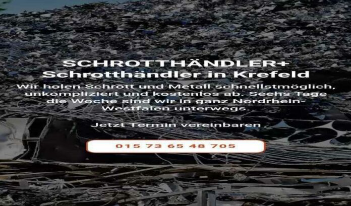image 1 187 696x409 - In Krefeld kauft Schrott jeder Art durch, bei ihrem Schrotthändler ein Angebot für den Kurs einzuholen