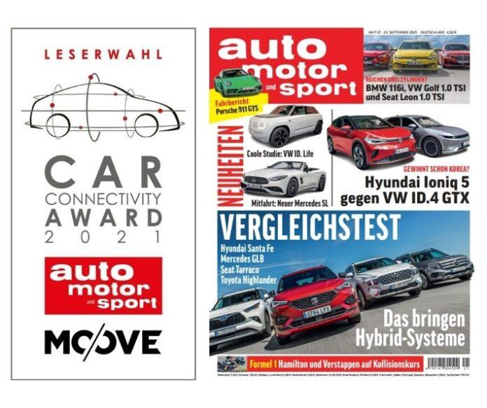 image 1 199 696x583 - Leserwahl Car Connectivity Award 2021: Mercedes-Benz ist mit fünf Awards die erfolgreichste Marke, aber BMW holt auf