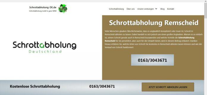 image 1 26 696x319 - Schrottabholung in Nettetal:  Schrott von unseren Spezialisten abholen lassen